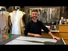 Sewing Master Tricks by eometric - 04. Patternmaking: Part 1 - Basic Transformations (subtitles) - YouTube
