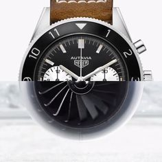 TAG Heuer Autavia New year new you and maybe even a new watch! The TAG Heuer is the perfect watch as you jetset into the new year! Discover the model at our Whitefish Bay location. Fancy Watches, Best Watches For Men, G Shock Watches, Stylish Watches, Luxury Watches For Men, Vintage Watches, Cool Watches, Tag Heuer, Best Tactical Watch