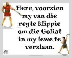 Afrikaans Funny Quotes, Life Quotes, Prayer Board, Afrikaans, Spiritual Inspiration, Christian Inspiration, Good Morning Quotes, True Words, Psalms