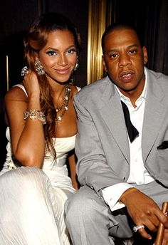 Beyonce Knowles and Shawn Corey Carter a.k.a Jay-z got married in a secret wedding ceremony in NYC on April 4, 2008.