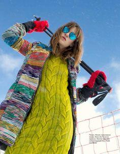 knitGrandeur®: Space Dyed Yarn-Missoni