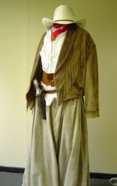 Calamity Jane, Cowgirl, Western fancy dress costume