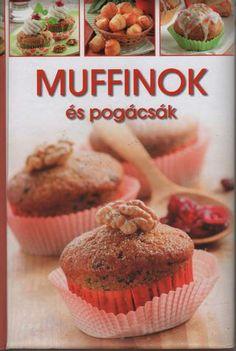 Muffinok es pogacsak, receptek, 196 oldal