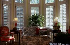 Improve The Look Value And Energy Efficiency Of Your Property With Our Plantation Shutters We Make Window Treatments For Customers In Virginia Beach