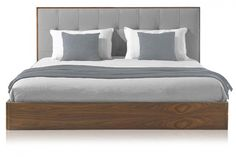 Search results for: 'furniture stores modern bedroom beds aspen contemporary bed grey' Bed Headboard Design, Daybed Design, Bedroom Bed Design, Headboards For Beds, Gray Headboard, Modern Furniture Stores, Modern Bedroom Furniture, Grey Furniture, Bedding Master Bedroom