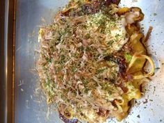 Okonomiyaki! yum