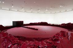 Anish Kapoor - Musée Guggenheim Bilbao