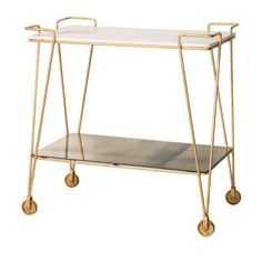 Luxe Drinks Trolley | New | Oliver Bonas