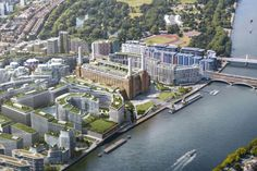 Revealed: Apple to create stunning new HQ at Battersea Power Station