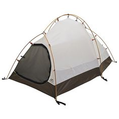ALPS MOUNTAINEERING Tasmanian 3 Tent WhiteBrown One Size *** Click image to review more details.(This is an Amazon affiliate link)