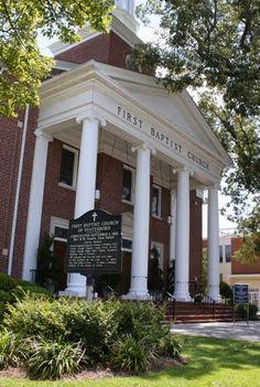 First Baptist Statesboro