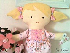 Soul Artesanal: Minhas bonecas