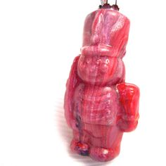 Toy Soldier Glass Christmas Ornament Painted by creationsbyjdb, $15.00