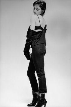 Madonna at 20.