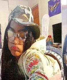 Swag Girl Style, Girl Swag, Foto Fashion, 2000s Fashion, 00s Mode, Swag Outfits, Cute Outfits, Grunge, Black Girl Aesthetic