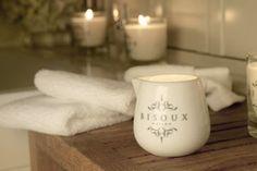 Aromatherapy body candles