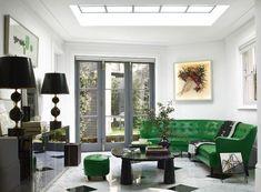 Welche Farbe Passt Grün   Tipps Für Gelungene Farbkombinationen Mit Grün Im  Innenraum