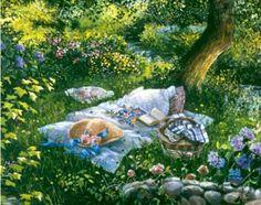 Susan Rios Keepsake Art A Romantic Afternoon