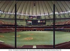 The Kingdome. Seattle, Washington. Baseball. Closed.