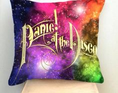Panic! It's a pillow