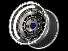 3 piece forged ZDM wheel -http://bstarwheels.tumblr.com/