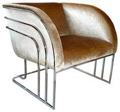 Art Deco Interior Inspiration - Arm Chair