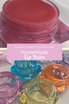 Look 10 Years Younger in 20 Minutes ⋆ Simply Pretty Life Homemade Lip Balm, Diy Lip Balm, Homemade Moisturizer, Homemade Face Masks, Lip Balm Labels, Natural Lip Balm, Natural Beauty, Vaseline Lip, Homemade Acne Treatment