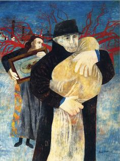 Ben Shahn - Father And Child