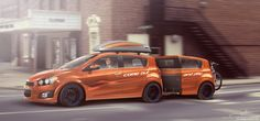 Chevrolet All New Aveo with trailer by idhuy on DeviantArt Chevrolet, Deviantart, Digital, Vehicles, Car, Pictures, Photos, Automobile, Autos