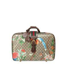 Gucci Tian GG Supreme suitcase Travel Essentials, Supreme, Suitcase, Gucci,  Backpacks, 8a239008ff5