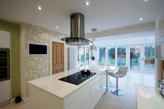 If you are looking for inspiration, take a look at our kitchen extension ideas gallery to give you ideas. Want to discuss a project? Call 01625 8588000.