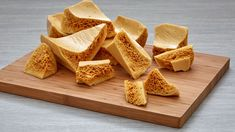 Sponge Toffee (Honeycomb Toffee) | Asian Food Channel