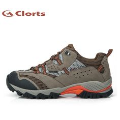 Hiking Shoes Clorts Outdoor Suede Leather Shoes-HKL-829A