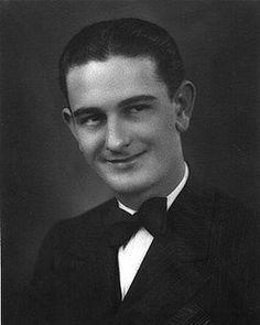 Lyndon B. Johnson's high school senior portrait, 1924. (556x988)