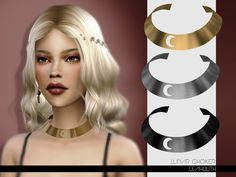 Sims 4 CC's - The Best: Jewelry by Leah Lillith