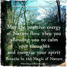 positive energies