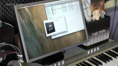 Logic Studio, Flat Screen, Apple, Album, Songs, Website, Videos, Blood Plasma, Apple Fruit