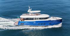 Gamma Yachts presenta la tercera joya de su línea MINI, para Andrea Bocelli.