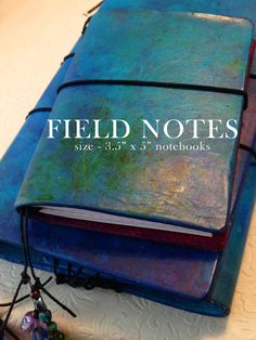 This listing is for the bi-fold travelers notebook, similar to the style of the traditional Midori Travelers Notebook in Passport Size (no extra Handmade Journals, Handmade Books, Passion Planner, Happy Planner, Agenda Book, Calendar Journal, Education Positive, Leather Dye, Travel Journals