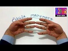 Parmaklarla Kolay ve Eğlenceli Çarpma - YouTube