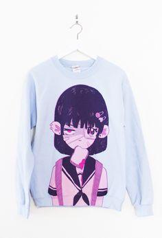 TOASTGIRL Sweater – OMOCAT