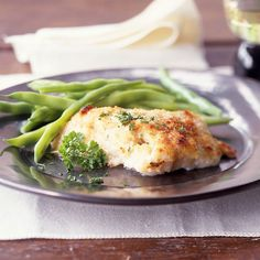 Looking for a simple fish dinner? Skip the frozen fillets and try this easy recipe for baked, fresh fish fillets. With little prep...