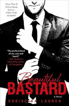 Beautiful Bastard — the new Fifty Shades of Grey?