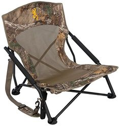 Browning Camping Strutter Chair - Regular   http://huntinggearsuperstore.com/product/browning-camping-strutter-chair/?attribute_pa_style=regular