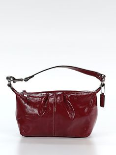 Check it out—Coach Factory Leather Shoulder Bag for $72.99 at thredUP!