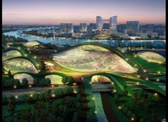 Tianjin Eco-City In China: The Future Of Urban Development? (PICTURES)