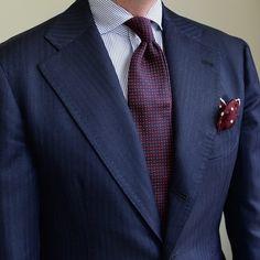 Viola Milano woven silk jacquard tie, Classic slimline shirt & handrolled classic polka Dot pocket square… ➡ www.violamilano.com #violamilano #handmade #madeinitaly #madeincomo #style #timless #elegance