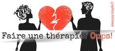 Thérapie couple Paris. Quand le couple souffre quel est le risque de se faire aider ?