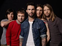 Maroon 5 one day, music, beds, rockers, adam levine, houston, jeans, maroon, movi