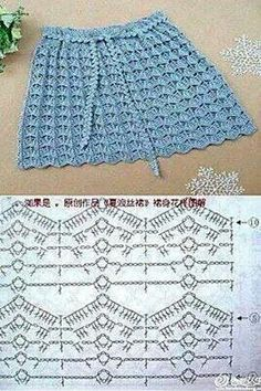 Stitch and skirt